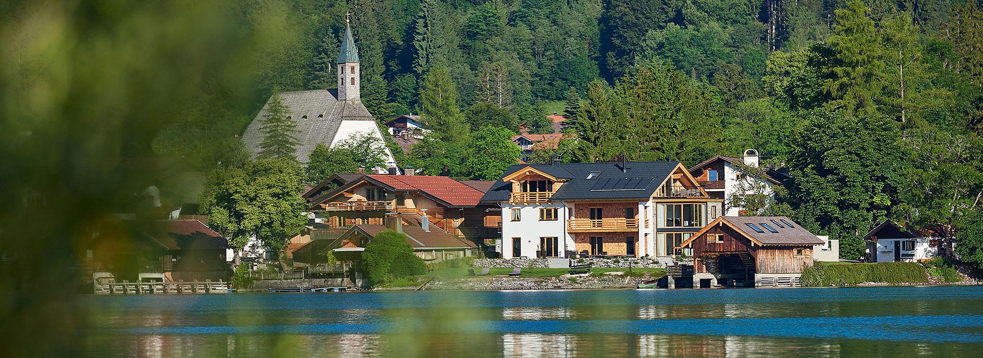 Ferienhaus Walchensee ferienwohnung am walchensee | gistl am see